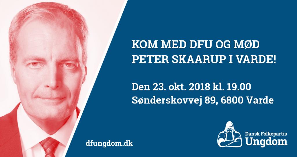Peter Skaarup oplæg