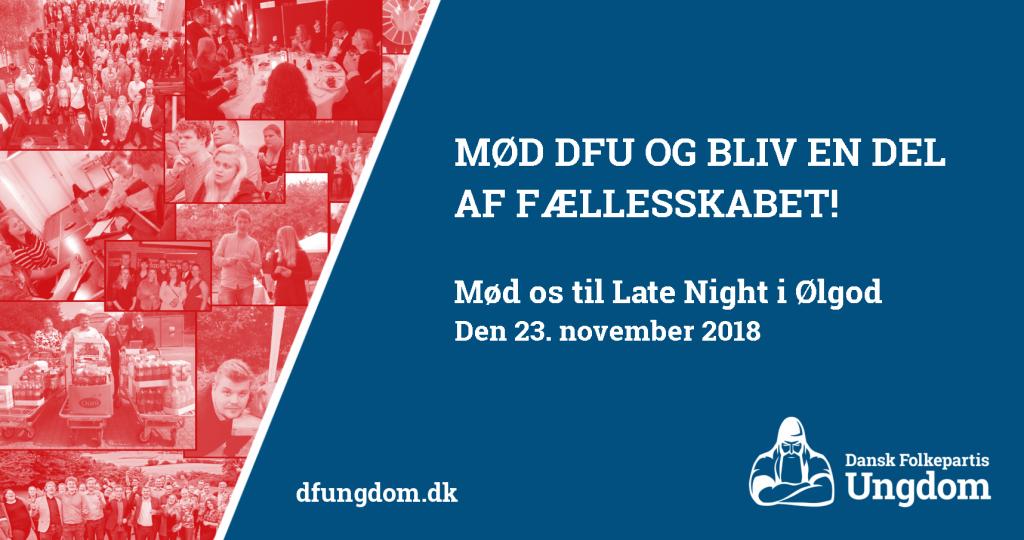 Late Night i Ølgod