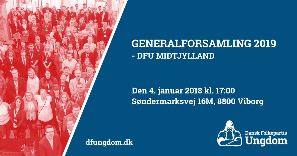 Indkaldelse Midtjylland GF 2019