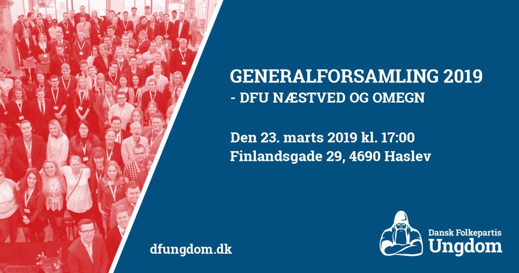 Indkaldelse Næstved GF 2019