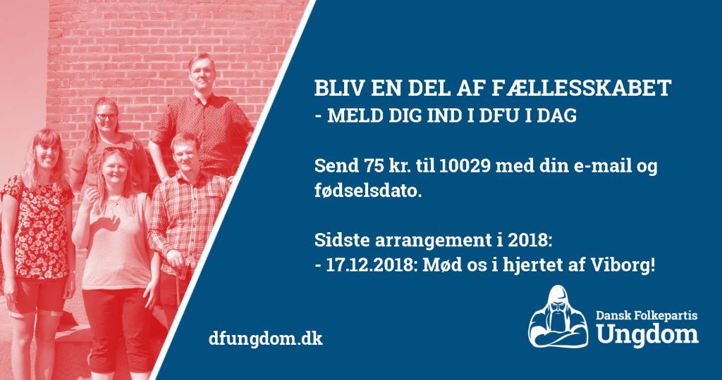 Skabelon, gadekampagne 17.12.2018 i Viborg