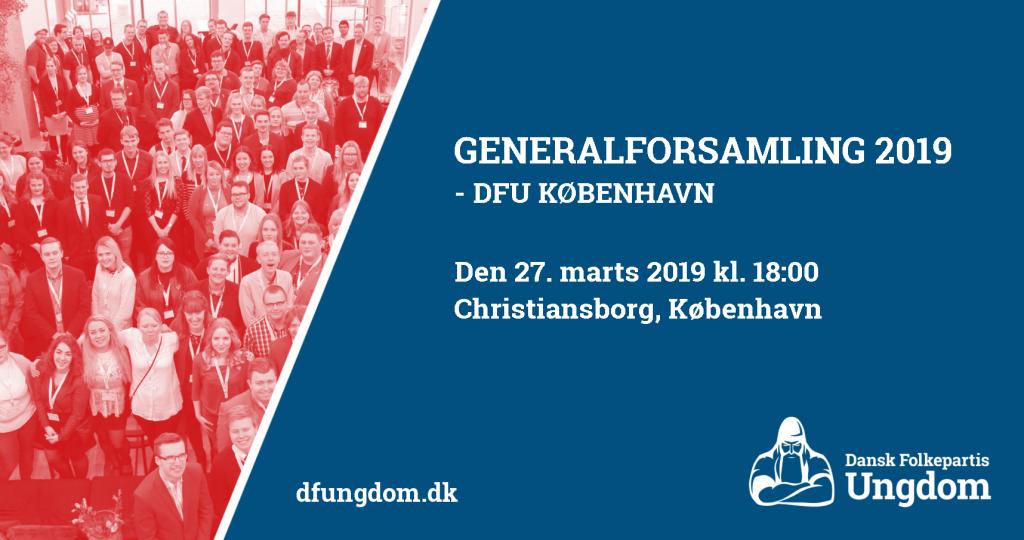 Indkaldelse København GF 2019