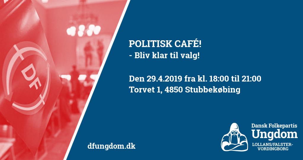 politisk café valg