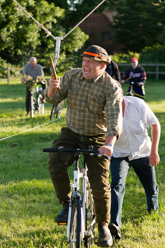 cykelringridning