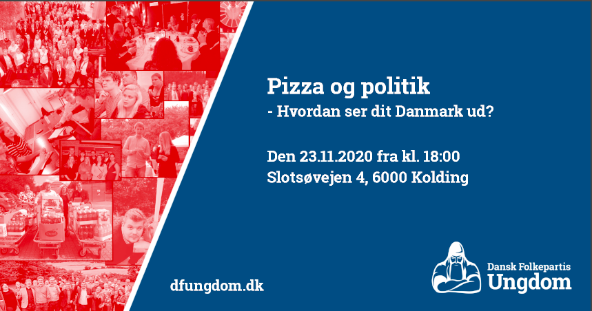 Pizza og politik (NOV)